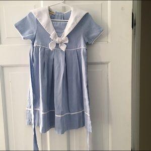 Copper Key Other - Girl's Sailor Dress size 4 Copper Key
