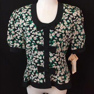 Albert Nipon Jackets & Blazers - Vintage w/tags Neiman Marcus Albert Nippon Blazer
