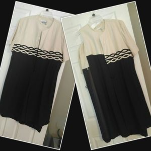 S.L. Fashion Dresses & Skirts - S.L.Fashions Biz dress. Size16 2 pc.