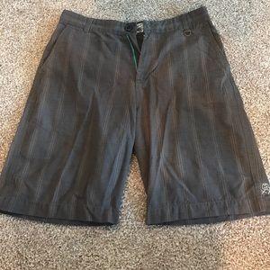 Billabong brown shorts