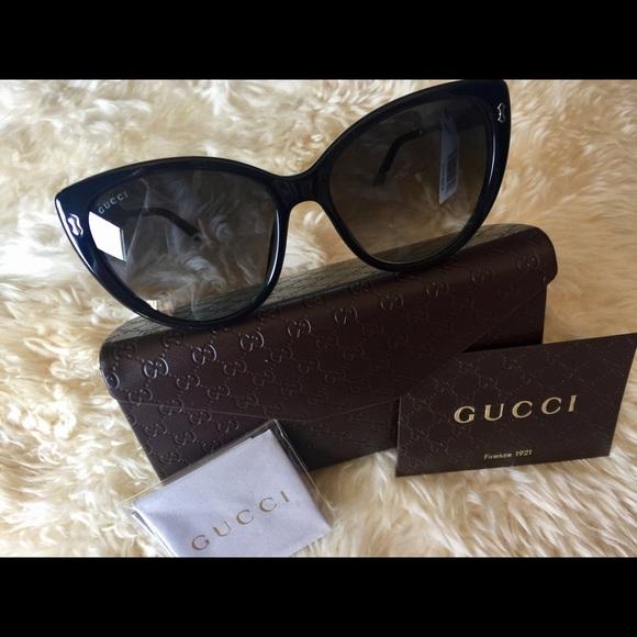 506ec9450f49a Brand new Cat eye Gucci sunglass 🕶