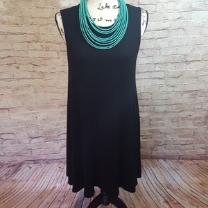 Donna Ricco Dresses & Skirts - Perfect Black Trapeeze Dress NWOT