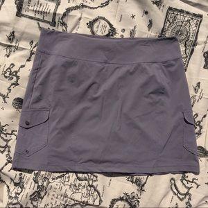 Ascend Dresses & Skirts - Ascend charcoal skort size 12