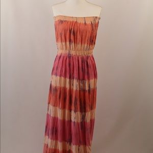 Threads 4 Thought Dresses & Skirts - Threads 4 Thought Organic Cotton Boho Maxi Dress