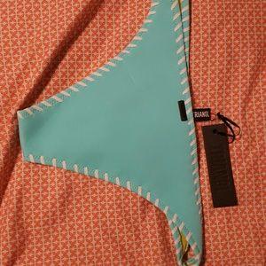 NWT! Triangl bikini bottom