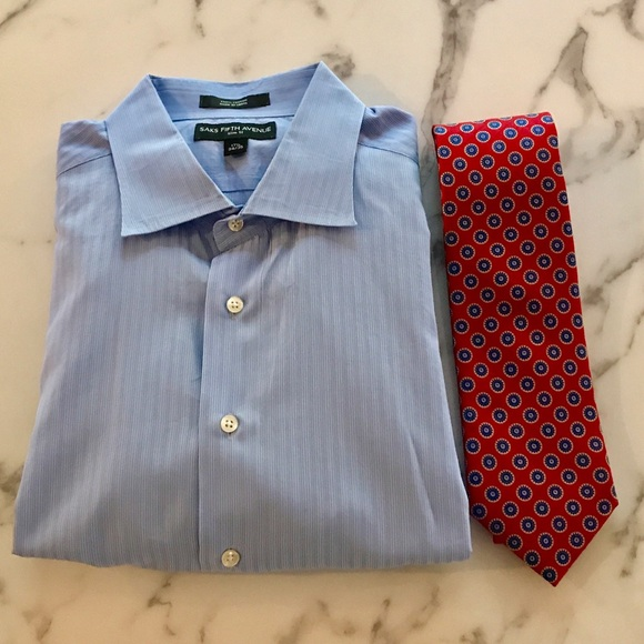 76 off saks fifth avenue other 3 mens high end for High end mens shirts
