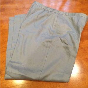 Orvis Pants - Orvis Linen Capris- NWT size 12