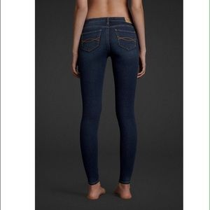 Abercrombie & Fitch Denim - A&F Skinny jeans