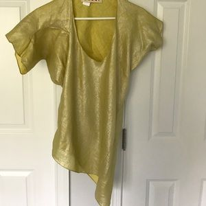 Marni Tops - Auth Marni cotton top blouse