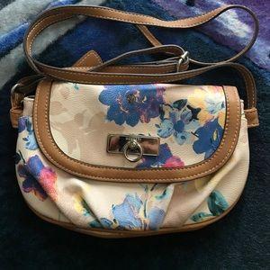 Rosetti Handbags - Floral cross body bag