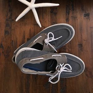 Sperry Other - Men's Sperry Canvas Topsiders. 10 MED.