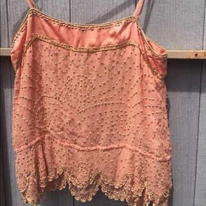 Tops - Flapper Style beaded top