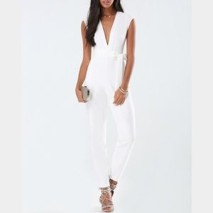 bebe Other - NWT White jumpsuit