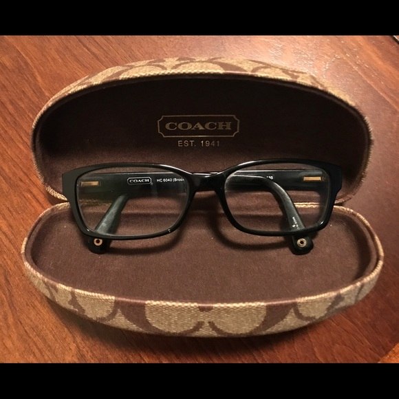 602ba7928a6 Coach Accessories - COACH Brooklyn Glasses