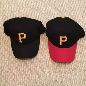American Needle Other - Pittsburgh pirates 7 3/4 MLB collection hats