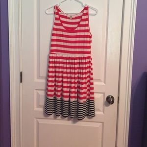 Ya Los Angeles Dresses & Skirts - adorable striped dress