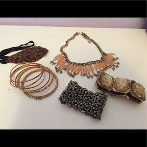 Jewelry bundle in EUC