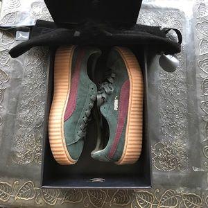 Rihanna Shoes - Rihanna Creepers
