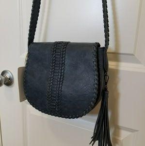 Antik Kraft Handbags - 🌻 NWT Leather saddle bag!