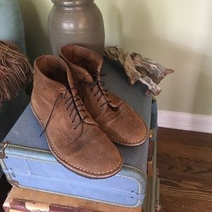 J. Crew Other - J. Crew Suede Boots