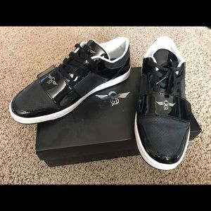 Creative Recreation Other - Creative Recreation Cesario Lo Black Patent