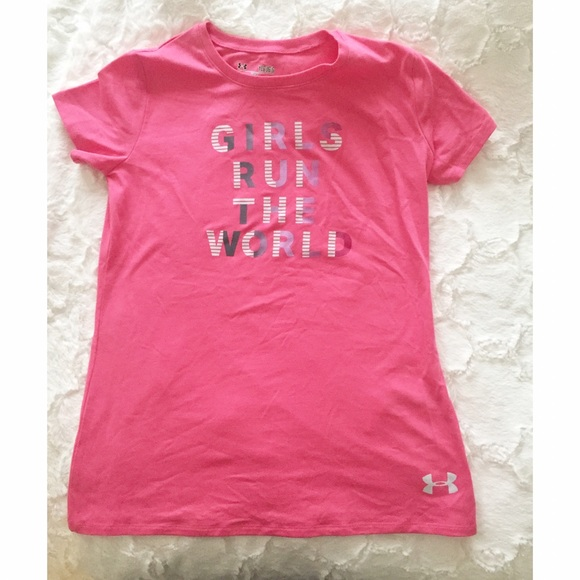 43 off under armour other under armour girls run the for Do under armour shirts run small