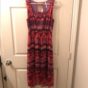 Hello Miss Boutique High Low Dress