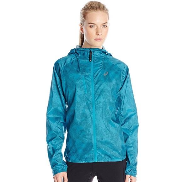 Asics Women's Rain Jacket