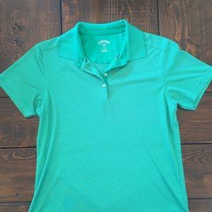 Callaway Tops - Callaway Golf Shirt Small