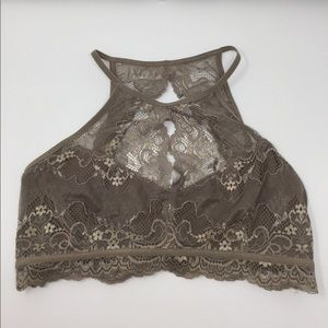 South Moon Under Other - NWT South Moon Under high Neck Bralette