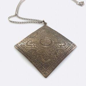 Jewelry - 🎉🎊 HOST PICK ✨😊Handmade Brass Necklace