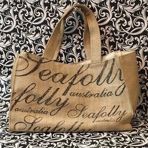Seafolly Handbags - Seafolly beach bag
