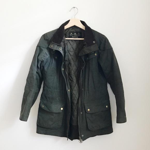 094354bc258f0 Barbour Jackets & Coats | Sage Hawkstone Parka | Poshmark