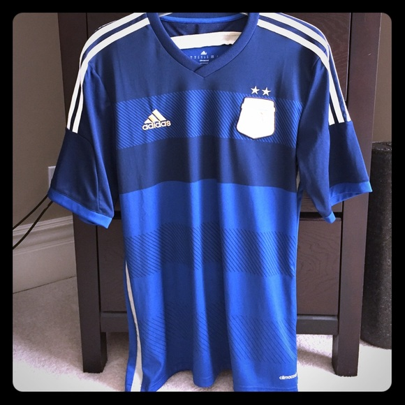 e53db737ffe adidas Other - Adidas Argentina Away Kit 2014 World Cup