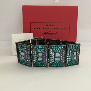 Adrienne Jewelry - Real Collectables By Adrienne Massive Bracelet