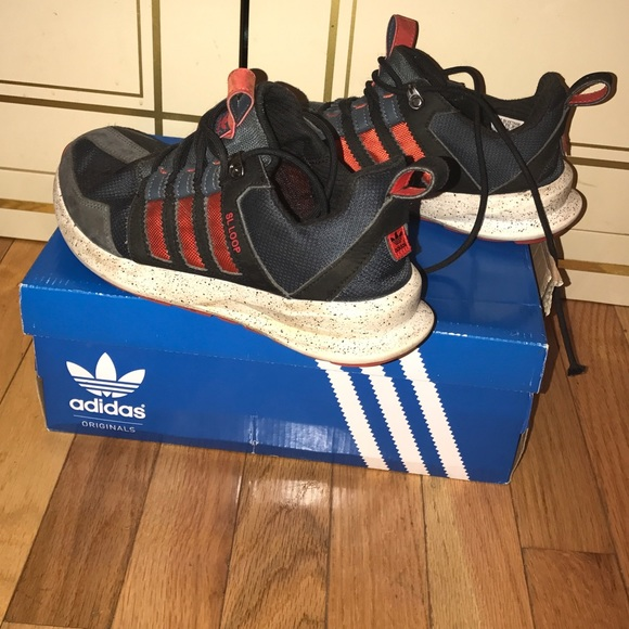 hot sale online 2d655 46df2 adidas Other - Adidas SL Loop Runner Men s Size 7