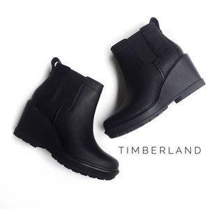 Timberland Shoes - • timberland anti-fatigue wedge boots •