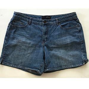 Venezia Pants - Venezia denim shorts