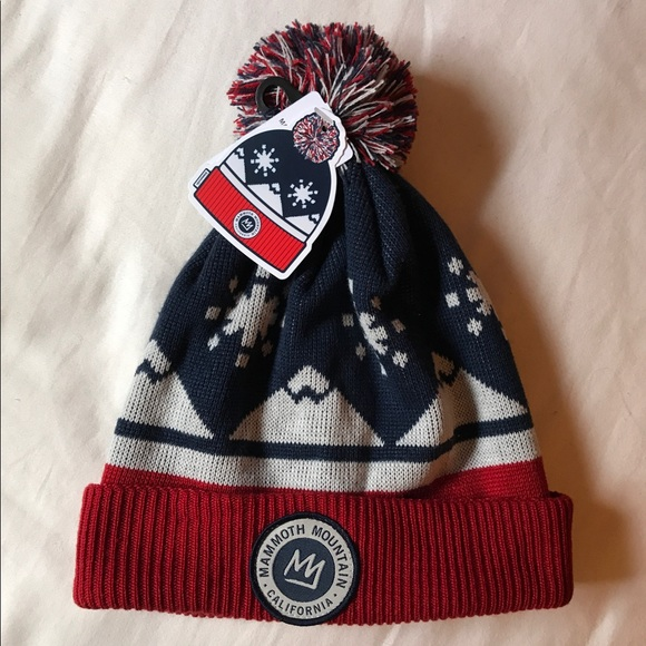 72ea4faf1f5 Accessories - Mammoth mountain beanie