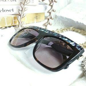 EMILIO PUCCI squared sunglasses