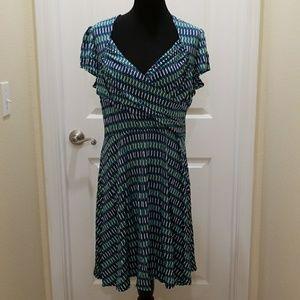 Leota Dresses & Skirts - New Leota picnic sweetheart neckline dress