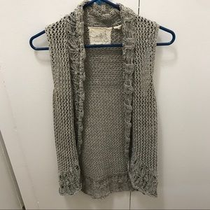 Angel Of The North Tops - Knitted Vest