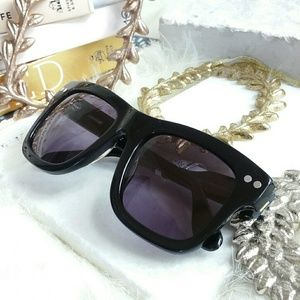 DEREK LAM Dylz wayfarer sunglasses unisex