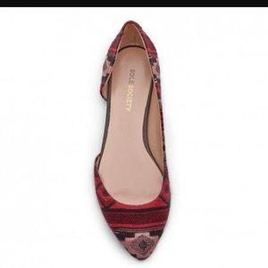 Sole Society Shoes - Sole society Navajo D'orsay Flats