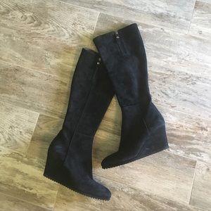 Agl Shoes - AGL Attilio Giusti Leombruni wedge boots