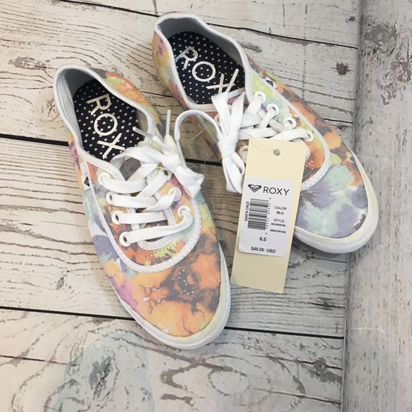 Roxy Wedge Tennis Shoes