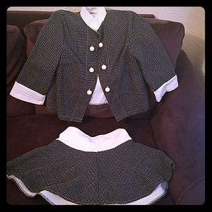 Dresses & Skirts - Vintage skirt and jacket set