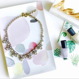 J. Crew Jewelry - 🌸SPRING SALE🌸J. Crew crystal statement necklace