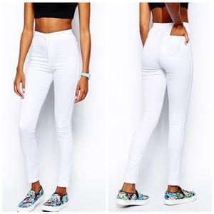 Women's High Waisted Easy Jeans on Poshmark