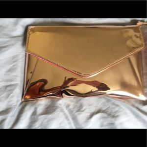 Wine and Dine Clutch Purse